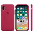 Genuine Official Cover for iPhone XS Max XR 8 7 6s Plus Silicone Shockproof Case <br/> Buy 1 Get 1 at 21% off✔Genuine Silicone✔Premium Quality