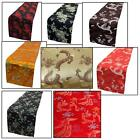 Table/Bed Runner*Chinese Rayon Brocade Dinning Coffee Cloth Header Cover*BL4