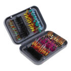 MagiDeal Fly Fishing Flies Dry Fly Butterfly Lure Salmon Trout Fishing Baits