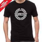 Triumph Motorcycles Sportbike 100% Cotton T-Shirt TRI-0016 $26.99 AUD on eBay
