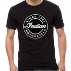 Indian Motorcycles Vintage Bike Classic Motor Triumph Racer T-Shirt IND-0009 $24.99 AUD on eBay