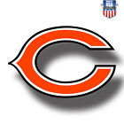 Chicago Bears NFL Football Color Logo Sports Decal Sticker  Free Shipping