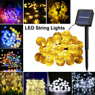 Kyпить Christmas LED Solar String Lights Wedding Xmas Fairy Party Outdoor Decor Lamp на еВаy.соm