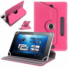 "Stand Revolving 360 Pu Leather UNIVERSAL Case cover for Lenovo Tablets 10""/10.1"""
