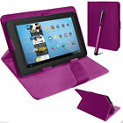 """Stand Revolving 360 Pu Leather UNIVERSAL Case cover for Lenovo Tablets 10""""/10.1"""""""