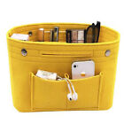 Внешний вид - Mini Travel Handbag Liner Insert Purse Organizer Bag Organizer Accessory S