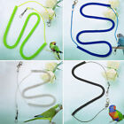 Parrot Bird Leash Flying Training Rope Straps Cockatiels Starling Budgie Newly