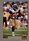 2001 Topps Football Card #s 1-250 +Rookies (A0836) - You Pick - 10+ FREE SHIP