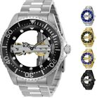 Invicta Men's Pro Diver Bridge Mechanical Skeleton 47mm Watch - Choice of Color image