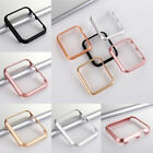 Bumper Metal iWatch Screen Protector Case For Apple Watch Series 4 40/44MM