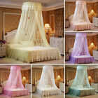 Kids Bedding Round Dome Bed Canopy mesh Mosquito Net Curtain Room Decor image