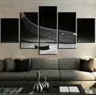 5Pcs Picture Ice Hockey Equipment Poster Painting Print On Canvas Wall Art Decor