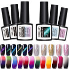 LEMOOC 8ml Nagel Gellack Thermal Magnetisch Chamäleon Gel Nail Art Gel UV Polish