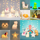 Sass & Belle Kids Children Night Light LED Lamp Nursery Bedroom Decor Gift Home