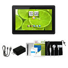 "🔥9"" Tablet PC Android Quad Core 8GB HD Dual Camera WiFi Bundle With Keyboard US"