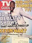 TV Guide Magazine Kevin Hart 10 Reality Shows July 9-22, 2018 111218nonrh