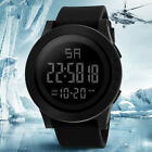 Men's LED Waterproof Digital Quartz Military Luxury Sport Date Watches Stylish image