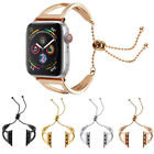 Stainless Steel Bracelet Replacement Band Strap For AppleWatch Series4 40&44mm A