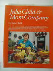 Julia Child &More Company-1979  Softcover Cookbook-First Edition!