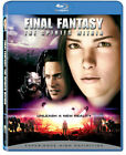 Final Fantasy: The Spirits Within (Blu-ray Disc, 2007) LIKE NEW
