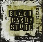 Black Candy Store - Back to the Wall