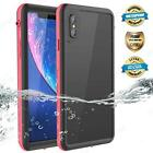 Cell Phone Accessories IPhone Xs Max Waterproof Case, IP68 Certified Shockproof