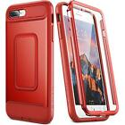 Basic Cases Case For IPhone 8 Plus & 7 Plus, Full Body With Built-in Screen Duty