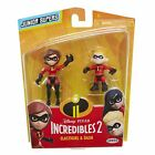 "Disney The Incredibles 2 Elastigirl & Dash Action Figure 3"" Tall"