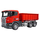Bruder SCANIA R Series Tipping Container Truck PING
