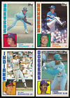 1984 Topps - You Pick Complete Your Set #201-400 (A10)