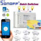 New Sonoff Smart Home WiFi Wireless Switch Module For IOS Android APP Ctrl
