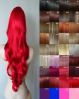 Hair Extensions Clip in Hair Extension real Human Feel Ginger Brown Blondes Red