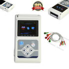 CONTEC Three Channels Patient Monito ECG/EKG System TLC9803 5 Leads holter,FDA