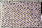 5 Yard Indian Floral 100% Cotton Jaipuri Decor Dess making Fabric Bohemian Beige