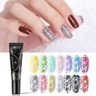 BORN PRETTY 8ml Smalto Gel UV per Unghie per Lastre per Timbri Nail Stamping Gel