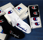 4 Paare Champion Socken Freizeitsocken Herrensocken Sportsocken Wintersocken