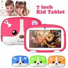 "7"" Google Android Tablet Pc 16gb Wifi Quad Core Hd Dual Camera Bundle Kids Gift"
