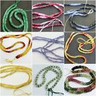 Mix natural gemstones  Fine Faceted Loose Beads & Jewelry Making Free Shipping