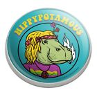 Hippypotamous Hippy Hippo Funny Humor Golfing Premium Metal Golf Ball Marker