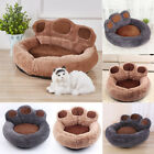 Dog Cat Pet Kennel House Puppy Bed Nest Cave Paw Cushion Small-Extra Large Igloo