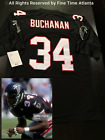 NEW Ray Buchanan Atlanta Falcons Men's Dirt Bird Era Retro Jersey Chandler Rison on eBay