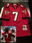 NEW Michael Vick Atlanta Falcons Men's M&N 2004-2011 Style HOME Retro Jersey on eBay