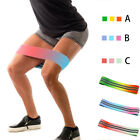 Sport Gym Hip Resistance Circle Band Booty Squat Glute Peach Yoga Strap Fitness image