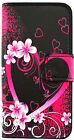 Flip Magnetic Wallet PU leather stand Soft Silicone phone cover case #12