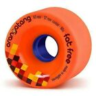 Orangatang Fat Free 65mm Longboard Wheels (Pack of 4) image