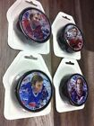 2014 Guy Lafleur Canadien rangers nordiques OFFICIAL NHL HOCKEY PUCK pucks set