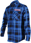 Throttle Threads Parts Unlimited Long Sleeve Flannel