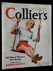 Collier's Magazine September 11 1937 PHILIPPINES - DON BUDGE - ILKA CHASE - DON
