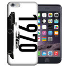"""For Apple iPhone 6S 6 Plus 5.5"""" 1970 Plymouth Barracuda Design Phone Case Cover"""