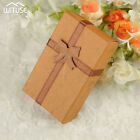 EXQUISITE GIFT BOXES PRESENT PACKAGE CASE FOR BANGLE JEWELRY WATCH STUDS BOX